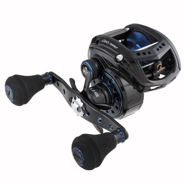 Abu Garcia Revo Toro Beast Low Profile Reel 60 6.2:1 Gear Ratio 8 Bearings 25 lb Max Drag Right Hand