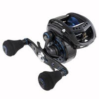 Abu Garcia Revo Toro Beast Low Profile Reel 51 4.9:1 Gear Ratio 8 Bearings 25 lb Max Drag Left Hand