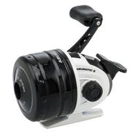 Abu Garcia Abumatic S Spincast Reel 10 4.3:1 Gear Ratio 2 Bearings 8 lb Max Drag Ambidextrous Boxed
