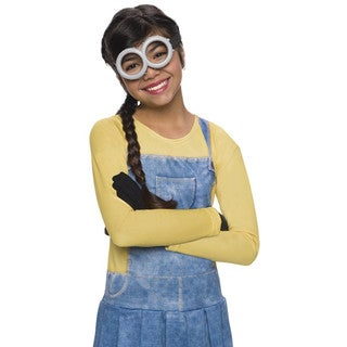 Minion Goggles Glasses Despicable Me Movie Eyes Face Adult Child Minions 3D