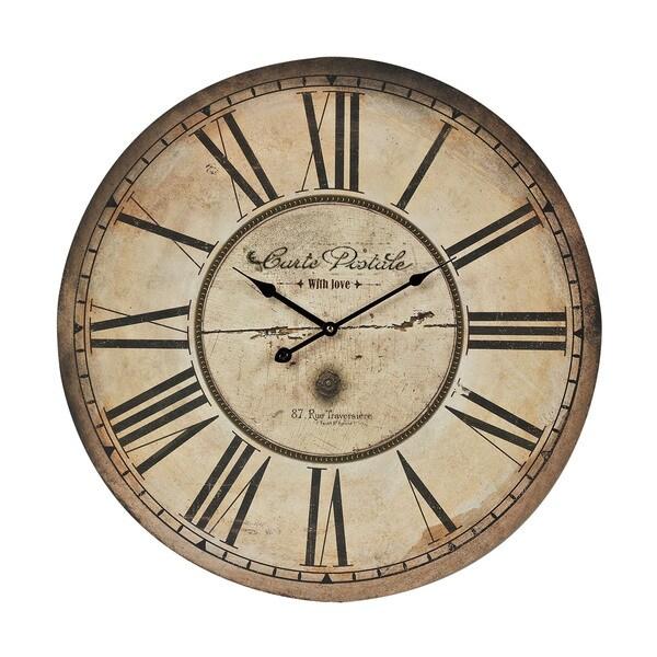 Carte Postal Clock. Opens flyout.