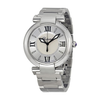 Chopard Women's 388532-3002 Imperiale Silver MOP Watch
