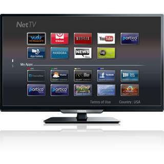 Philips 32PFL4909 32-inch 720p LED-LCD TV 16:9 (Refurbished)