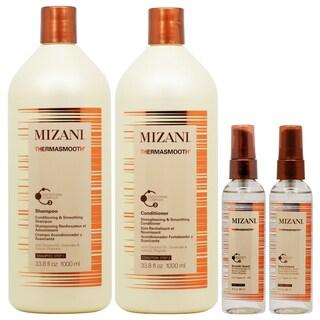 Mizani Thermasmooth System Full Set