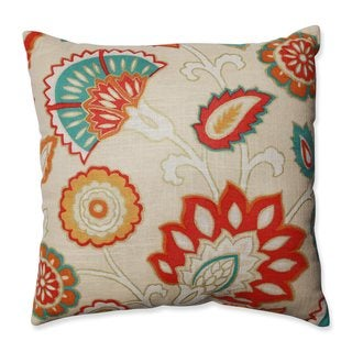 Pillow Perfect Myanmar Fiesta Throw Pillow