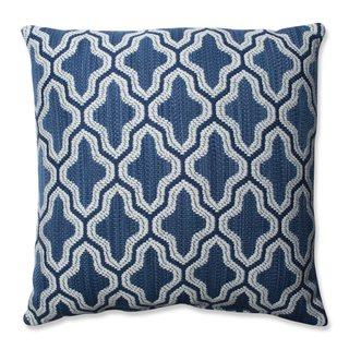 Pillow Perfect Mosaic Eclipse Throw Pillow