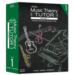Music Theory Tutor Volume 1
