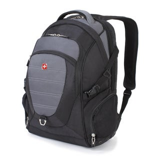 SwissGear Black/Grey 15-inch Laptop Backpack