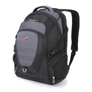 SwissGear Black/Grey 15-inch Laptop Backpack
