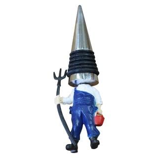 Rocket Bug Thirsty Animal Farmer Wine Stopper