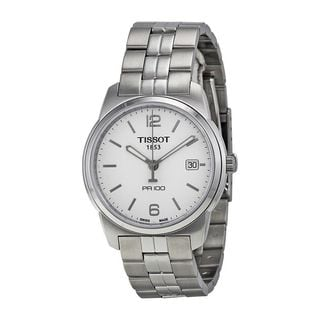 Tissot Men's T0494101101700 'PR 100' Stainless Steel Watch