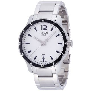 Tissot Men's T0954101103700 'Quickster' Stainless Steel Watch