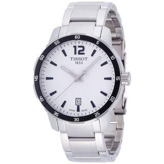 Tissot Men's T0954101103700 'Quickster' Stainless Steel Watch
