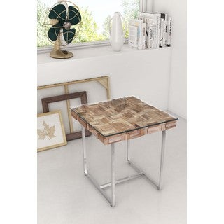 Zuo Collage Side Table