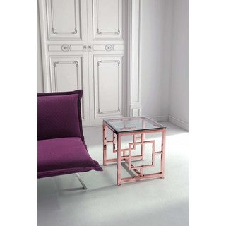 Zuo Geranium Side Table