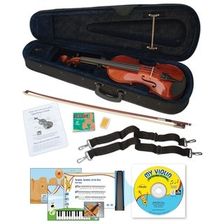 Emedia My Violin Starter Pack For Kids (Full-size)