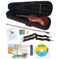 Emedia My Violin Starter Pack For Kids (Full-size)