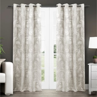 Oliver & James Friedel Thermal Curtain Panel Pair