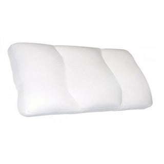 Comfort Cloud Microbead White Pillow