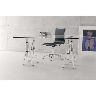 Lado Desk Chrome