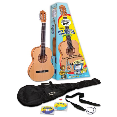 eMedia My Guitar Beginner Pack 3/4 Size - Refurbished