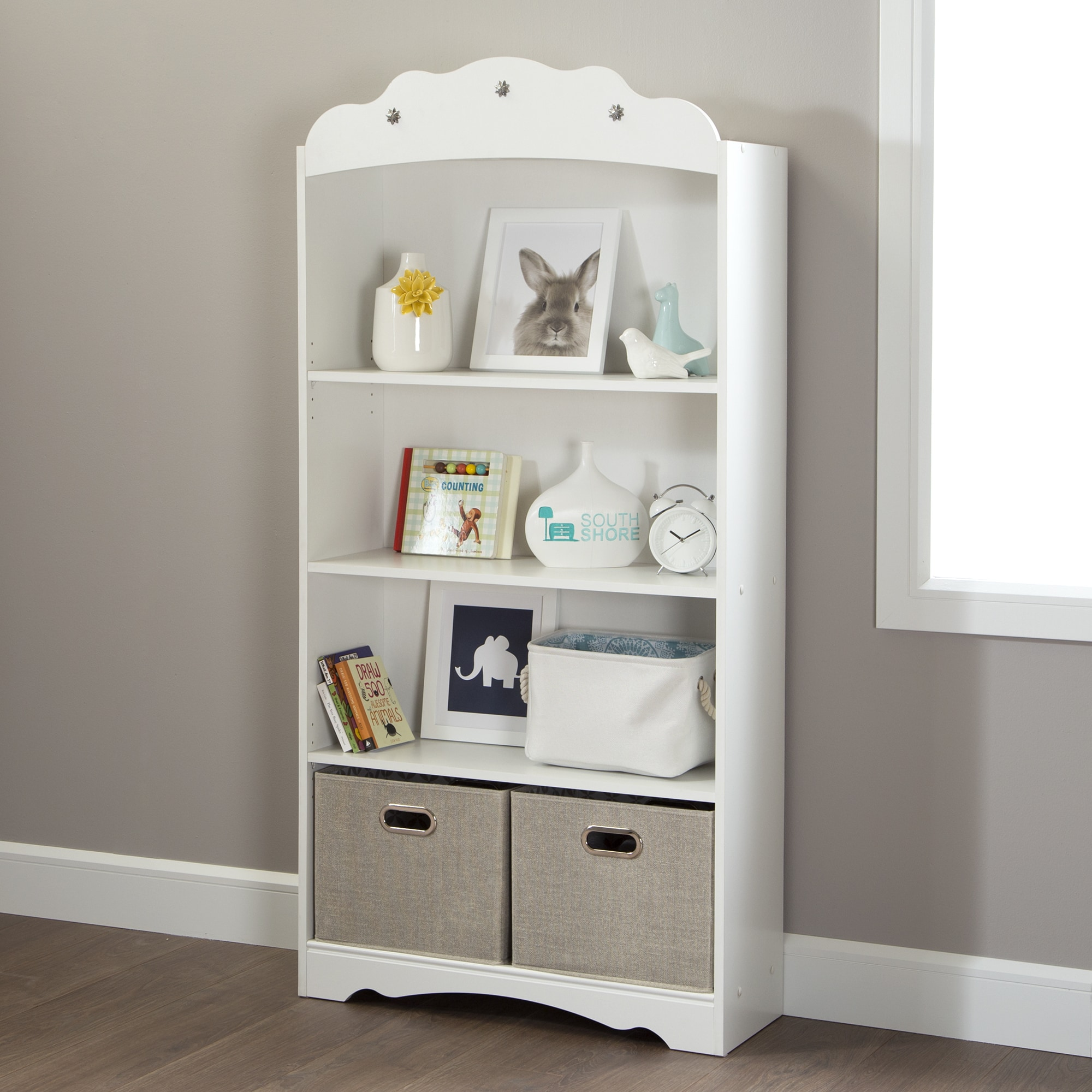 room south friday collection for distressed white deep shore black sale with bookcases furniture living wooden bookcase low bookshelf bookshelves small shelf doors axess