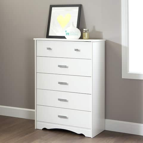 South Shore Tiara 5-Drawer Chest