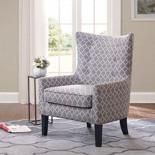 Madison Park Kara Shelter Wing Chair