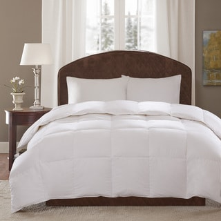 True North by Sleep Philosophy Level 3 White Down Comforter with 3M Scotchgard Treatment