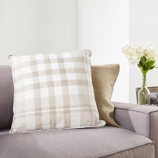 Tommy Hilfiger Range Plaid 20-inch Throw Pillow