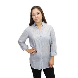 Relished Women's Ellis Button-down Shirt