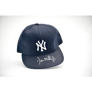 Don Mattingly Autographed NY Yankees Baseball Hat