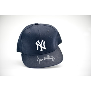 Don Mattingly Autographed NY Yankees Baseball Hat