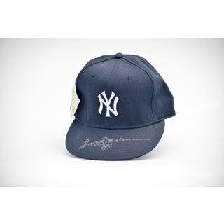 Reggie Jackson Autographed Yankees Baseball Hat