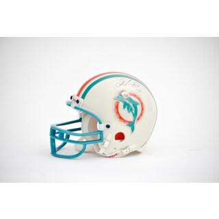 Dan Marino Autographed Miami Helmet