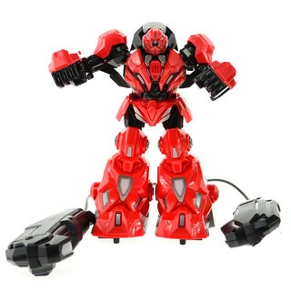 CIS Red Fighting Robot