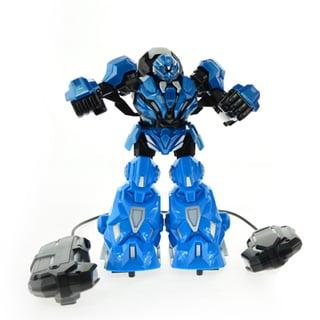 CIS Blue Fighting Robot