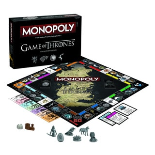USAopoly Game of Thrones Board Game