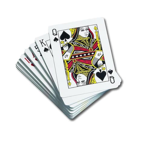 Learning Advantage Standard Playing Cards (Pack of 9)