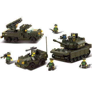 Sluban Battle Forces M38-B6800