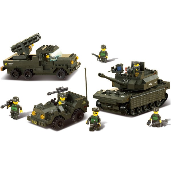 Sluban Battle Forces M38-B6800