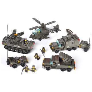 Sluban Antiaircraft Forces M38-B7000 (Option: Green)