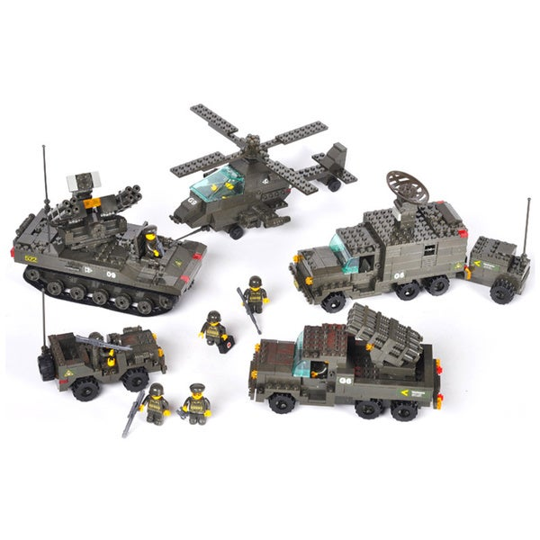 Sluban Antiaircraft Forces M38-B7000