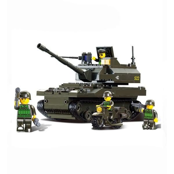 Sluban K-9 Tank M38-B9800