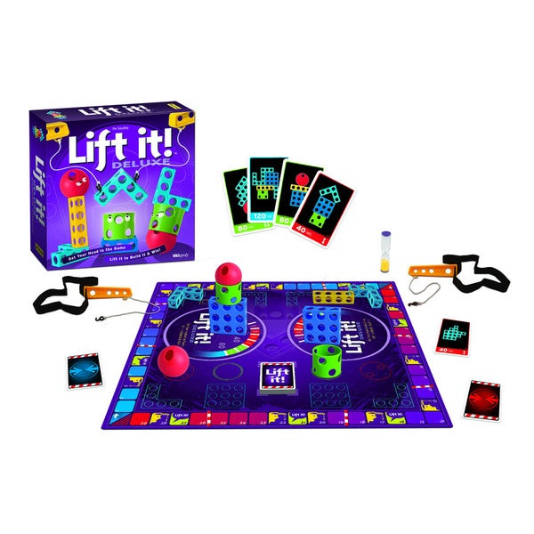 USAopoly Lift it Deluxe