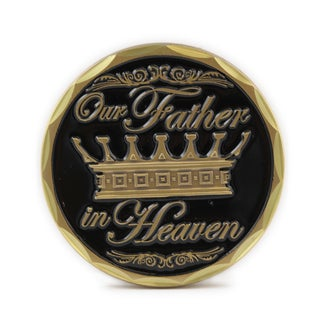 The Lord's Prayer Commemorative Coin