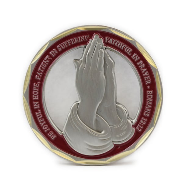 Pray For Our Military Commemorative Coin