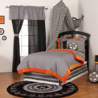 One Grace Place Teyo's Tires Comforter Set