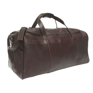 Piel Leather Traveler's Select Large Duffel Bag (3 options available)