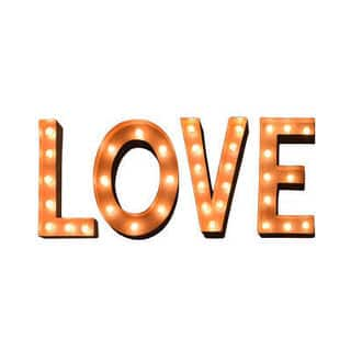 Indoor/ Outdoor Typography 'LOVE' Rusted Steel Profession/Commercial MarqueeLights|https://ak1.ostkcdn.com/images/products/10841032/P17882381.jpg?impolicy=medium
